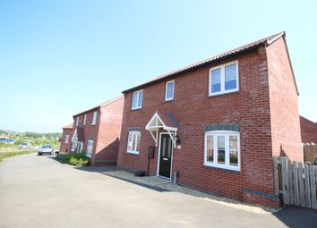 Thumbnail 3 bed detached house to rent in Alnwick Way, Grantham