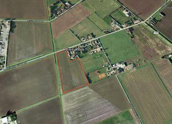 Thumbnail Land for sale in Werrington Bridge Road, Peterborough
