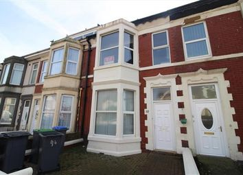 Thumbnail 1 Bed Flat To Rent In Burlington Road Blackpool