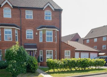 Thumbnail 3 bed semi-detached house for sale in Lady Acre Close, Lymm
