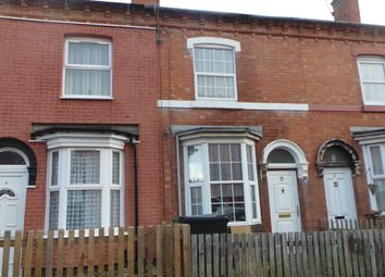 Thumbnail 3 bed terraced house to rent in Prospect Road, Redditch