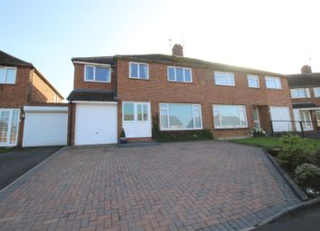 Thumbnail 4 bedroom semi-detached house for sale in Kenilworth Lawns, Lawn, Swindon