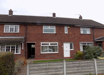 Thumbnail 2 bed terraced house for sale in Ellesmere Road, Northwich