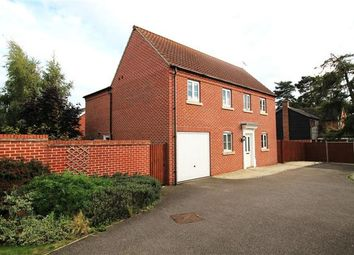 Thumbnail 5 bed detached house to rent in Little Green, Elmswell, Bury St. Edmunds