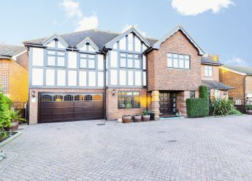 Thumbnail 7 bedroom detached house to rent in Hainault Road, Chigwell
