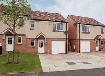 Thumbnail 3 bed property for sale in Regulus Street, Dunfermline, Fife