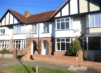 Thumbnail 3 bed terraced house for sale in Orchard Avenue, Chichester, West Sussex