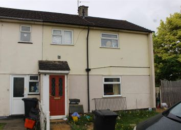 Thumbnail 3 bedroom end terrace house for sale in Bremhill Close, Swindon