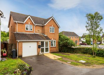Thumbnail 4 bed detached house for sale in De Burgh Gardens, Tadworth