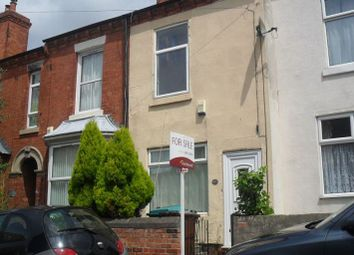 Thumbnail 3 bedroom terraced house for sale in Gawthorne Street, Basford, Nottingham