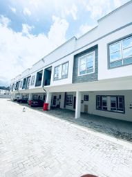 Thumbnail 3 bed terraced house for sale in Victoria Bay, Estate, Lekki