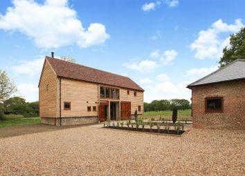 Thumbnail 3 bedroom detached house to rent in Chalvington Road, Chalvington, Hailsham