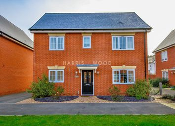 Thumbnail 3 bed detached house for sale in Sealion Approach, Stanway, Colchester