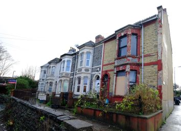 Thumbnail 3 bed terraced house for sale in Easton Road, Easton, Bristol