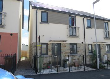 Thumbnail 3 bed semi-detached house for sale in Halecombe Road, Plymouth