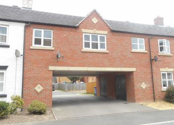Thumbnail 2 bed town house to rent in Pacific Way, Derby