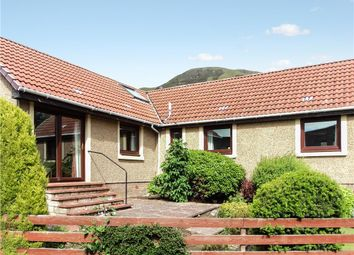 Thumbnail 3 bed detached bungalow for sale in Gamekeepers Road, Kinnesswood, Kinross
