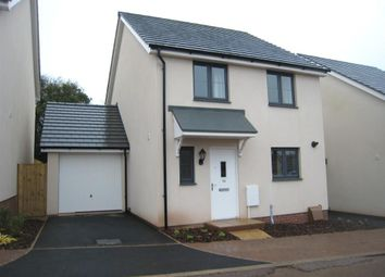 Thumbnail 4 bedroom detached house to rent in Mimosa Way, Paignton, Devon