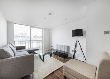 Thumbnail 2 bed flat to rent in The Hansom, 4-6 Bridge Place, London