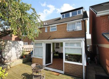 Thumbnail 4 bed semi-detached house for sale in Deep Furrow Avenue, Carlton, Nottingham