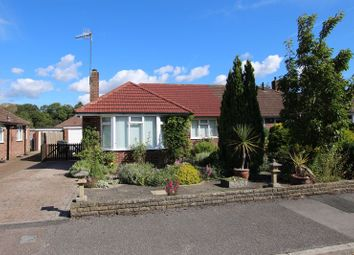 Halfpenny Close, Chilworth, Guildford GU4. 2 bed semi-detached bungalow