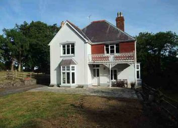 Thumbnail 4 bed detached house for sale in Fishguard Road, Newport