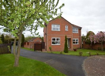 Thumbnail 4 bed detached house for sale in 10 Avocet Crescent, Scarborough, North Yorkshire