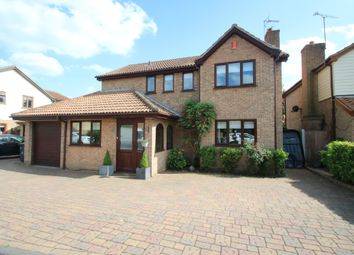 Thumbnail 5 bed detached house for sale in Ducketts Mead, Canewdon, Rochford