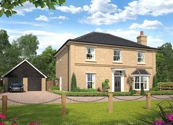 Thumbnail 4 bed detached house for sale in Kingley Grove, New Road, Melbourn, Royston, Cambridgeshire