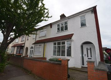Thumbnail 4 bed semi-detached house to rent in Stokes Road, East Ham