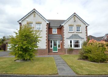 Thumbnail 4 bed detached house for sale in Crosskirk Crescent, Strathaven