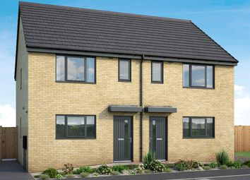 "Thumbnail 3 bed property for sale in ""Danbury"" at School Street, Thurnscoe, Rotherham"