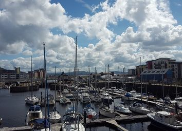 Thumbnail 1 bedroom flat to rent in Abernethy Square, Maritime Quarter, Swansea