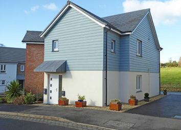 Thumbnail 2 bed flat for sale in Wesley Road, Holsworthy, Devon
