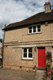 Thumbnail 2 bed cottage to rent in Cobden Hill, Radlett