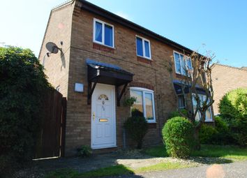 Thumbnail 2 bed semi-detached house to rent in Suffield Close, Long Stratton, Norwich