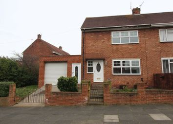 Thumbnail 2 bed semi-detached house for sale in Turnham Road, Sunderland