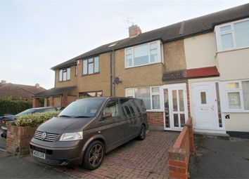 Thumbnail 2 bed terraced house for sale in Ashleigh Avenue, Egham, Surrey