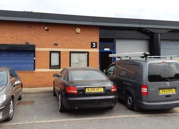 Thumbnail Light industrial to let in Unit 3 Redbridge Enterprise Centre, Thompson Close, Ilford, Essex