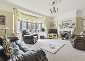 Thumbnail 5 bed semi-detached house for sale in Nevin Drive, Chingford, London