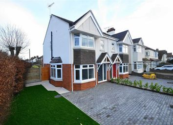 Thumbnail 3 bedroom semi-detached house for sale in Thorpedene Gardens, Shoeburyness, Southend-On-Sea