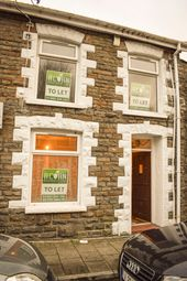 Thumbnail 3 bed terraced house to rent in Llewellyn Street, Pontygwaith