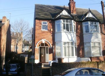 Thumbnail 5 bedroom semi-detached house to rent in Welby Avenue, Nottingham