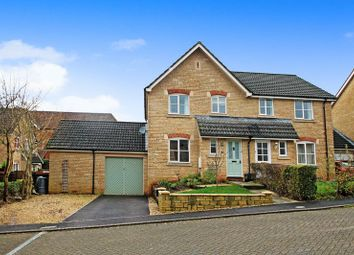 Thumbnail 3 bed semi-detached house for sale in New Square, South Horrington Village, Wells