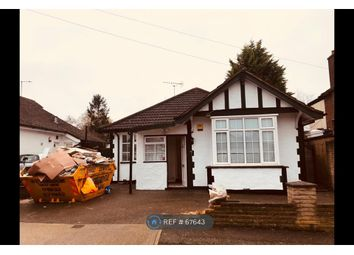 Thumbnail 4 bed bungalow to rent in Culsac Road, Surbiton
