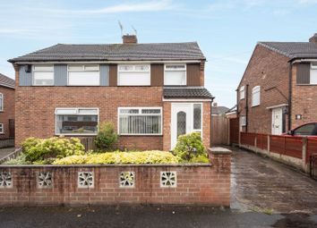 Thumbnail 2 bed semi-detached house for sale in Oakwood Road, Halewood, Liverpool