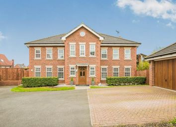 Thumbnail 6 bed detached house for sale in St. Augustines Drive, Wychwood Village, Weston, Cheshire