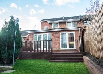 Thumbnail 3 bed semi-detached house for sale in Skelwith Drive, Sheffield