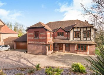 Thumbnail 5 bed detached house for sale in St. Kitts Close, St. Leonards-On-Sea