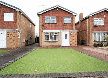 Thumbnail 3 bed detached house for sale in Hamilton Drive, Warsop, Mansfield